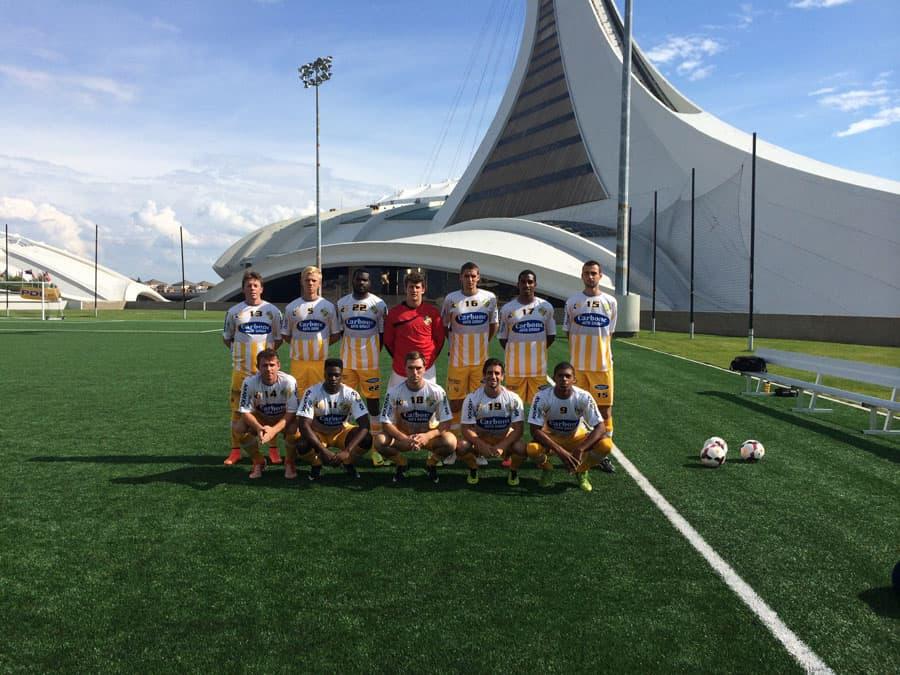 Vermont Voltage Soccer Team