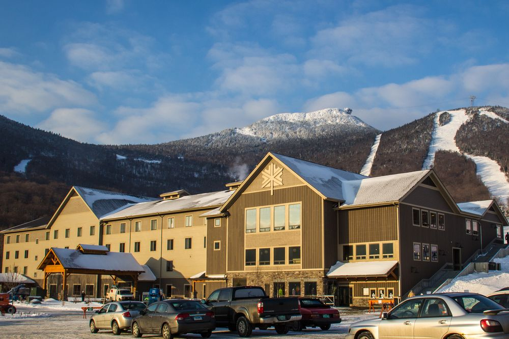 Jay Peak Hotel for players