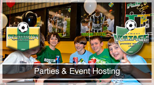 Parties & Events in BSC