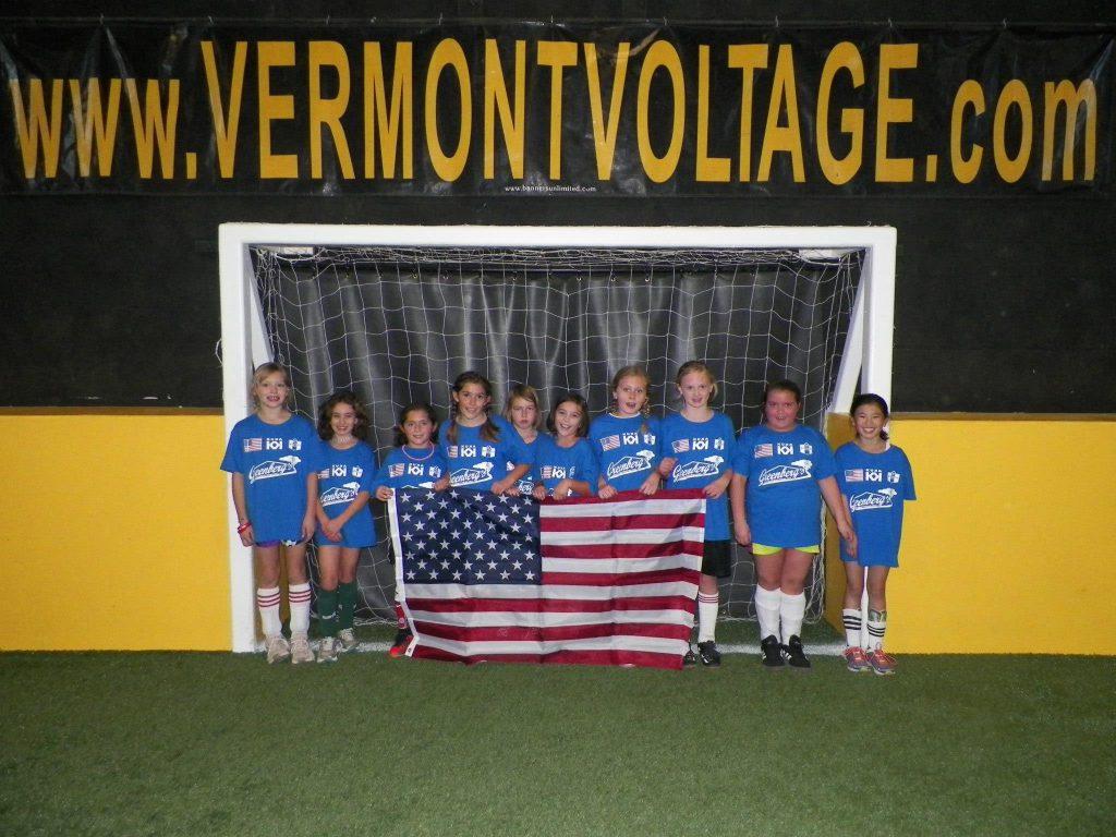 Indoor Soccer Vermont