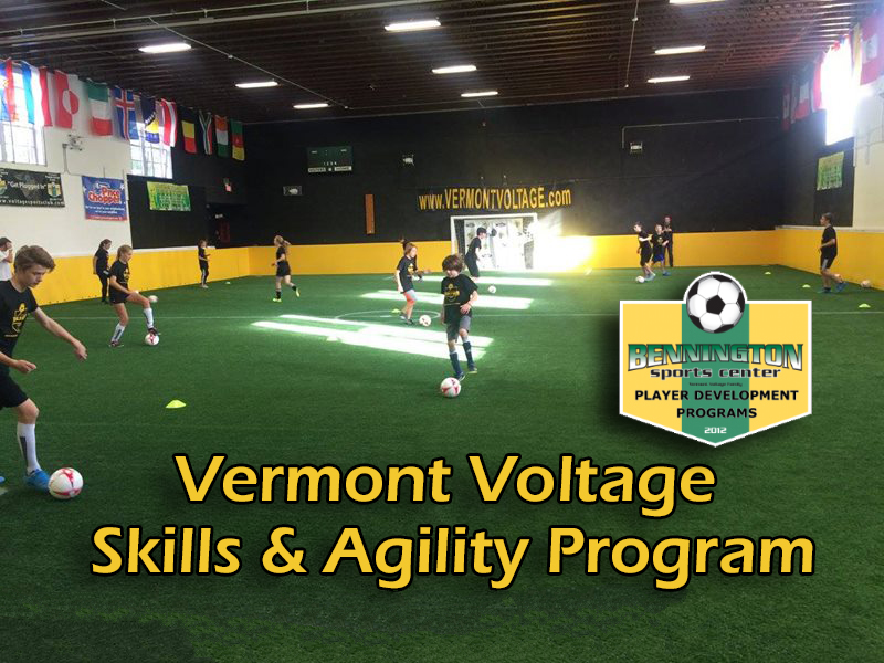 Technical soccer training Vermont