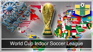 World Cup Indoor Soccer Vermont