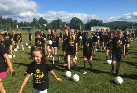 Vermont Voltage Soccer Camps