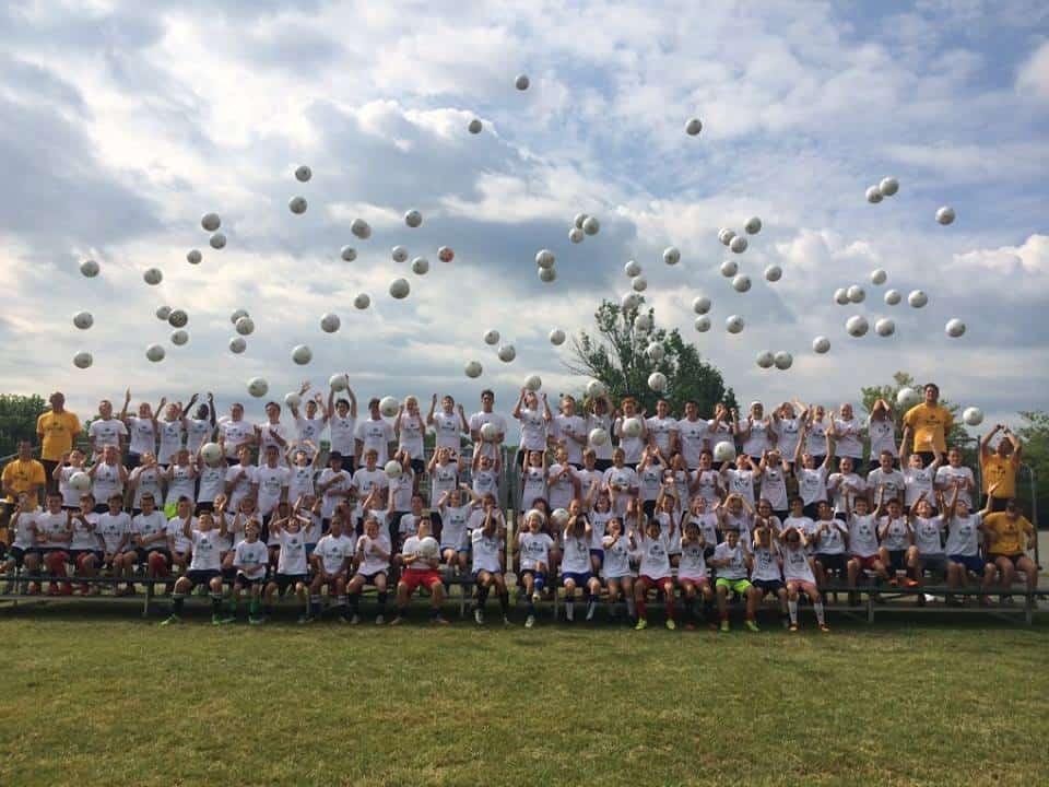 VT Tech Soccer Camp 2018